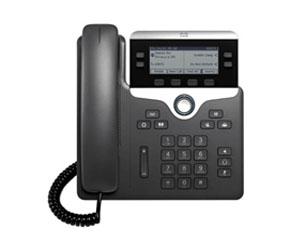 思科网络IP电话机CP-7841-