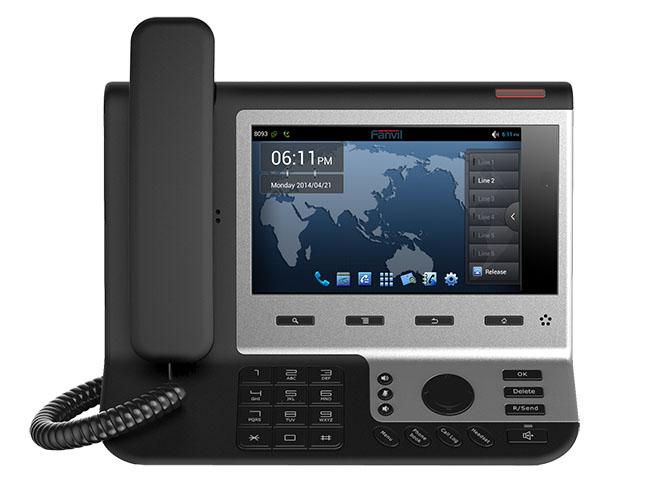 方位视频电话机D900
