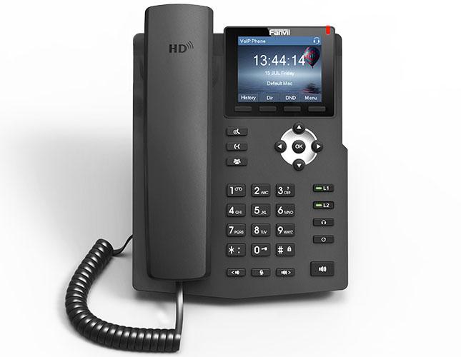 <b>方位电话机X3S-fanvil</b>