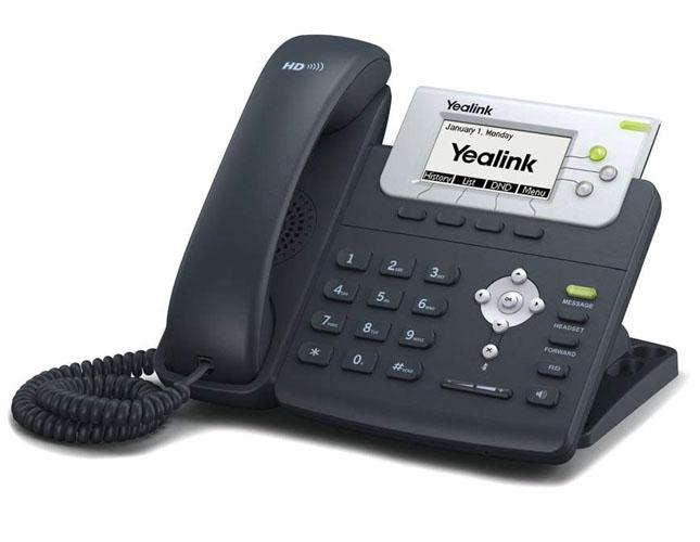 亿联SIPT22电话机