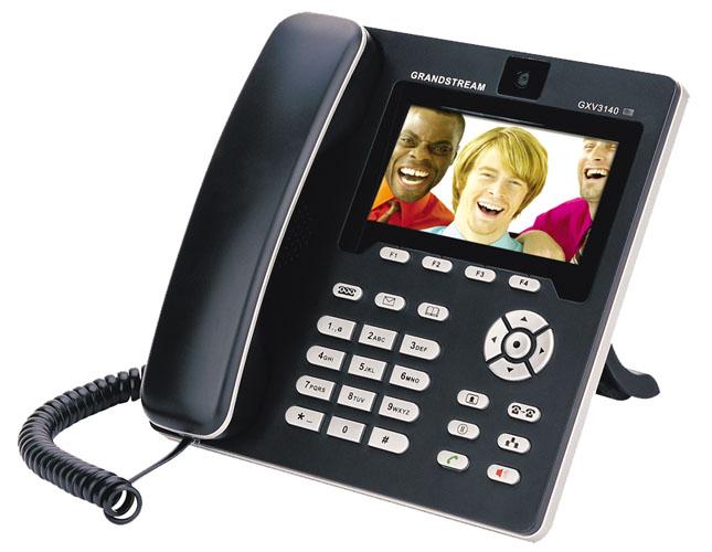 <b>GXV3140视频SIP电话机</b>