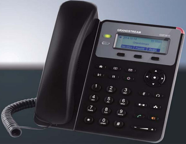 潮流IP电话机-GXP1610