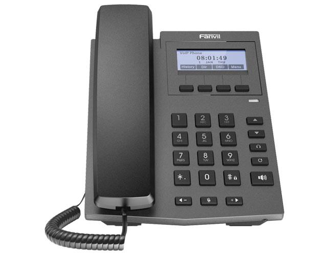 方位呼叫中心话机X1/X1P