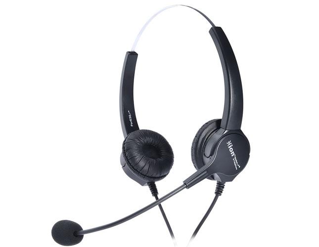 北恩For630D呼叫中心耳机